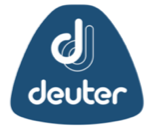 deuter backpacks logo