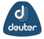 deuter backpacks logo