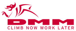 DMM  climb now work later logo