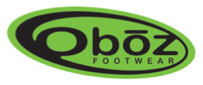 Oboz shoes logo.