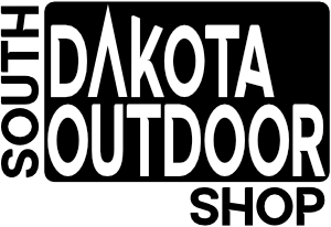 South Dakota Outdoor Shop Logo